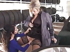 Secretary xxx videos - lesbian massage tube